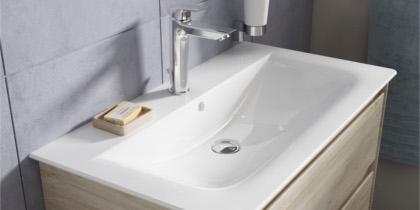 Ideal Standard Connect Air Waschbecken integriert